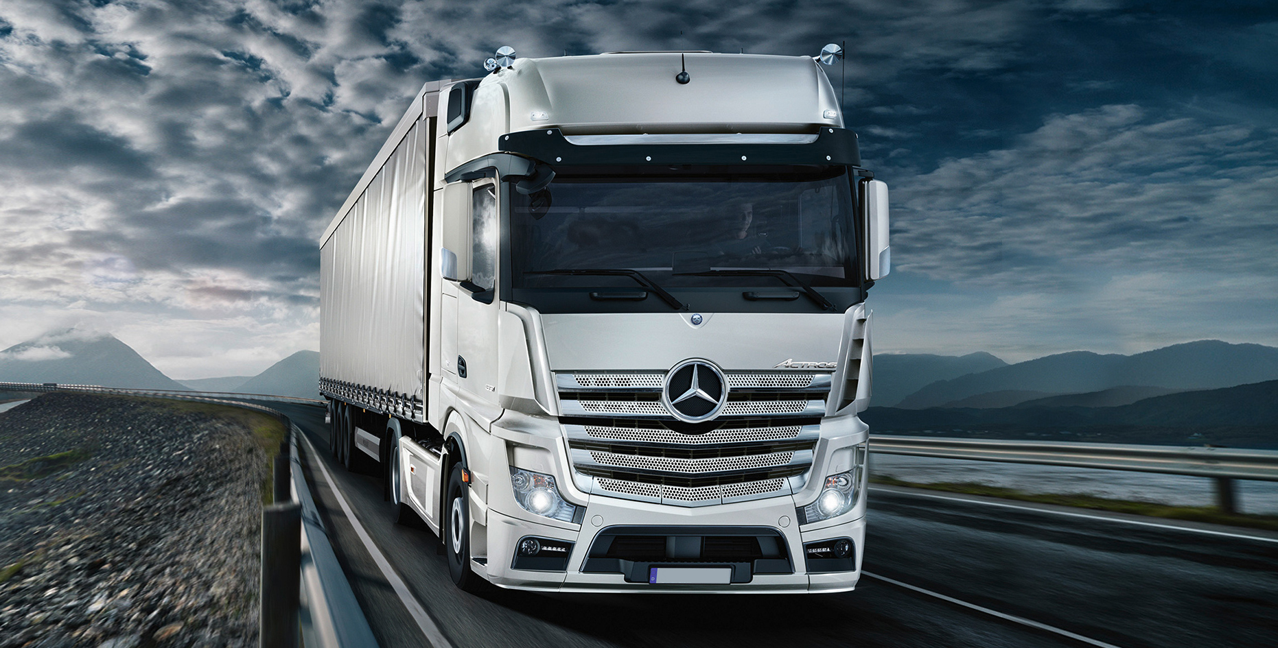 Increase of the vehicle fleet for intercity transportation in LT Logistic